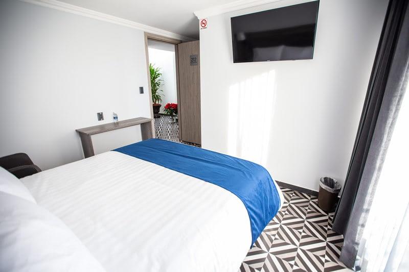 Habitaciones y Hotel en Tulancingo